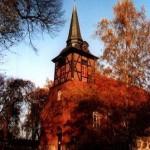 Kirche Hamburg Bergstedt by Olofleps