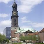 St. Michaelis-Kirche (Michel) by Seungmin Whang