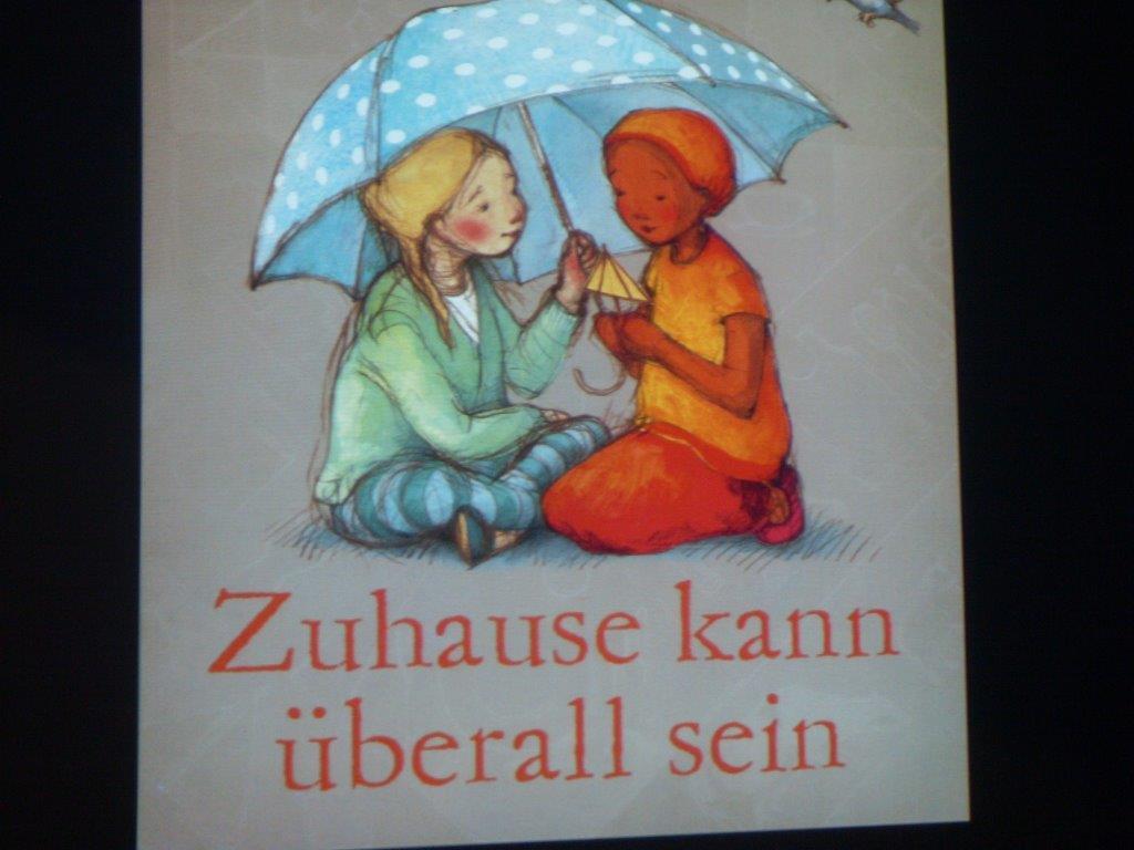"""Bücherhallenbesuch – """"Zuhause kann überall sein""""   Adolph ..."""