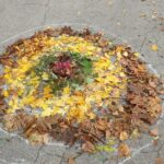 Herbstamandalas